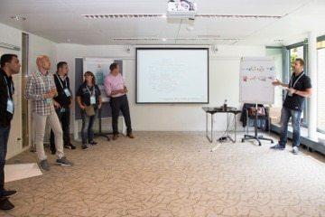 Voting-Tool für Trainer im Seminar