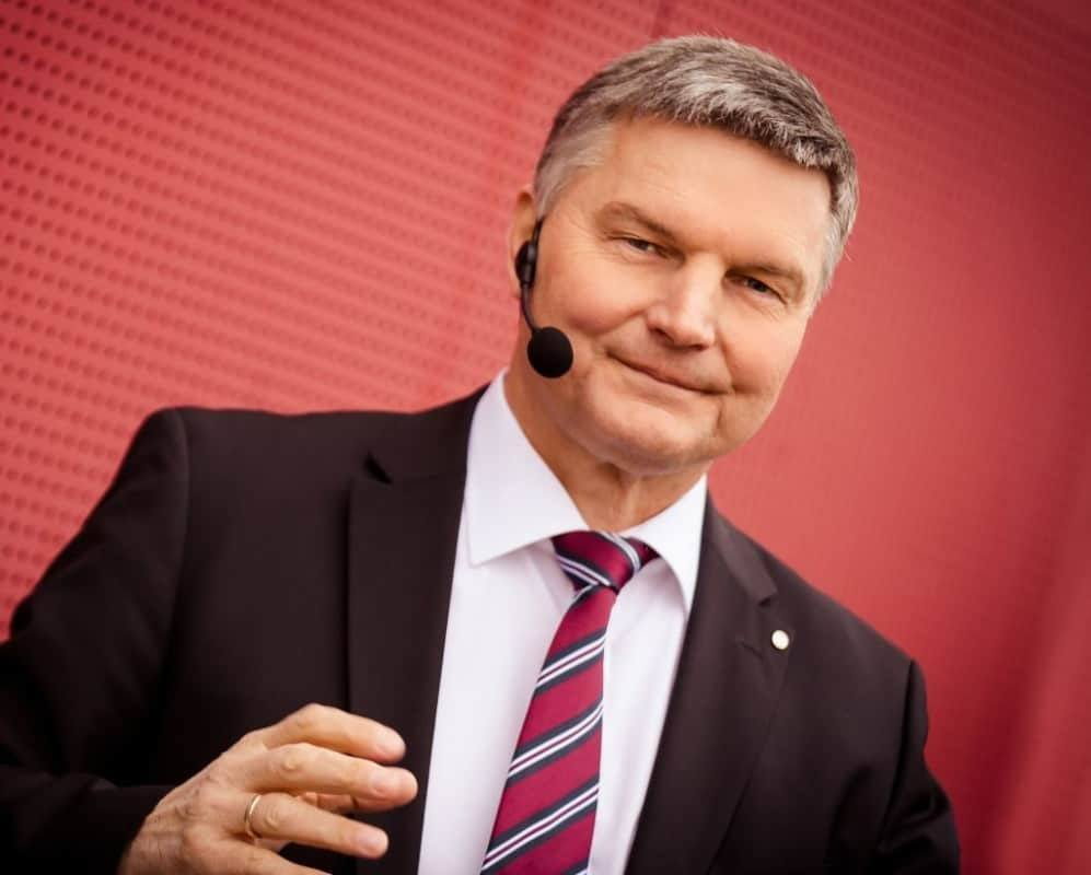 Industry 4.0 Speaker Johann Hofamm