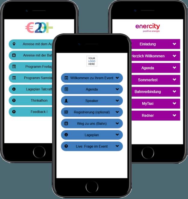 Event-App VOXR Info-Guide