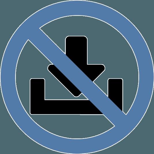 Kein Download