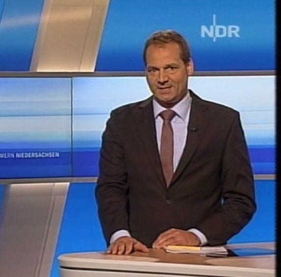 Moderator TV Tim Schlüter