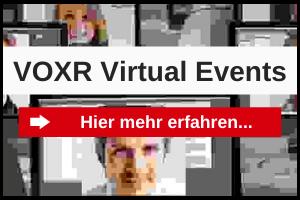 VOXR Virtual Events