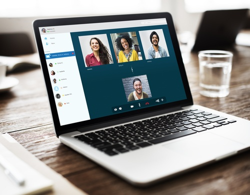 Online Meeting Networking