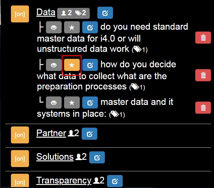 SMART Q&A Control Panel